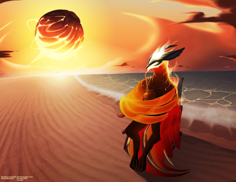 DOTA2: Someone's Beach Phoenix