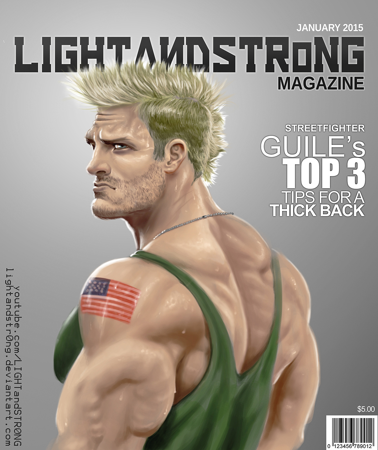 Guile (streetfighter)