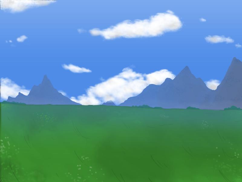 Prairie background