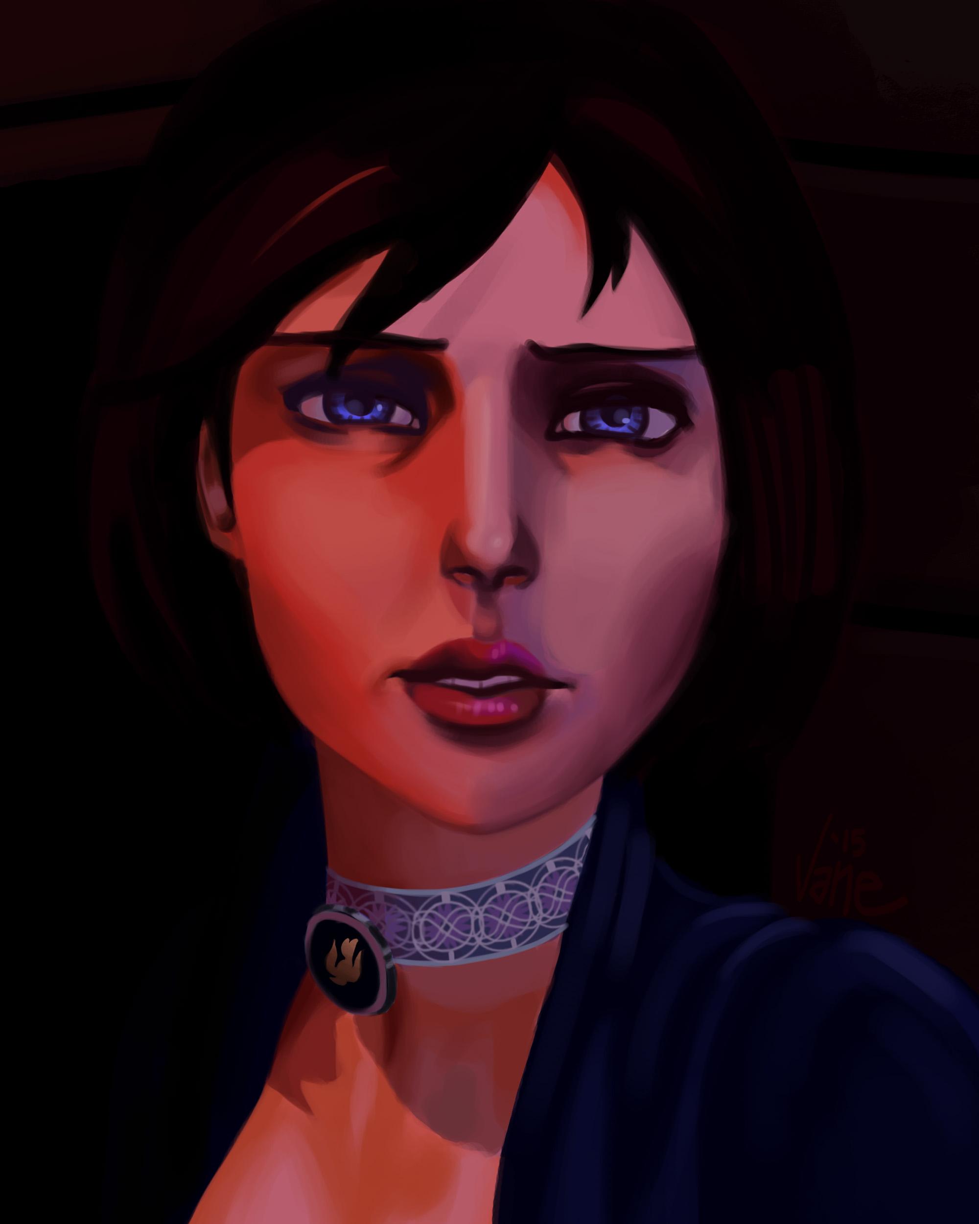 Elizabeth Portrait