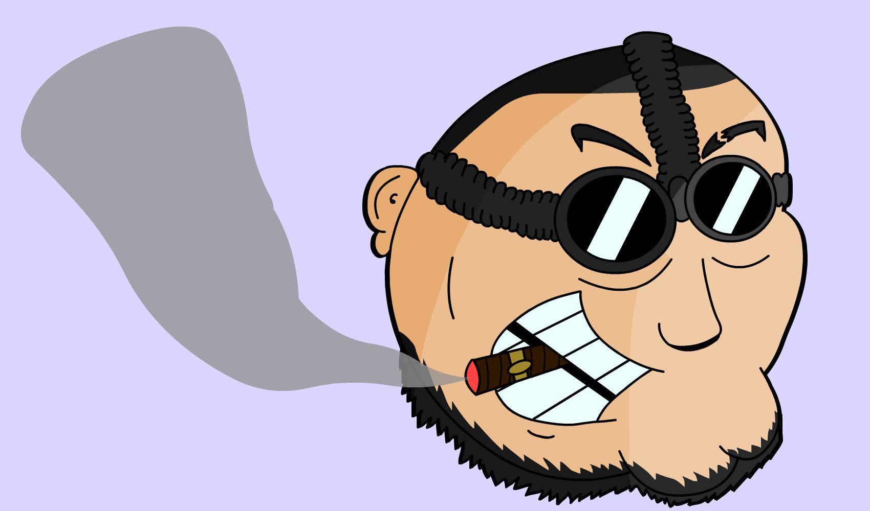 Steam Punk Jim