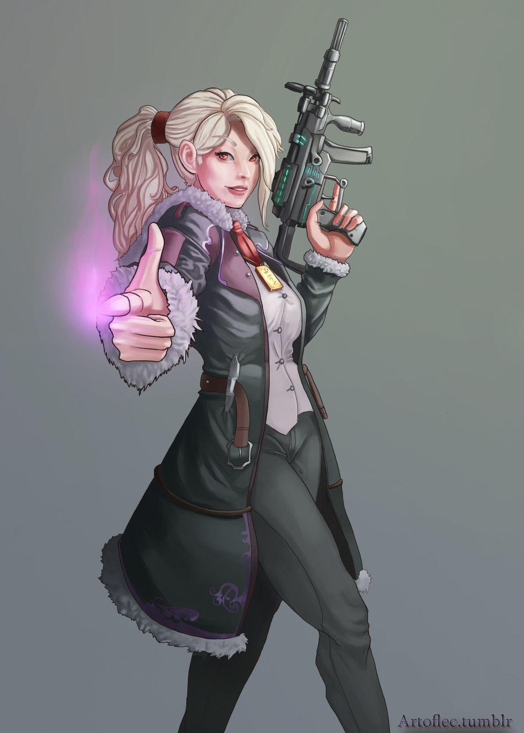 Shadowrun Character