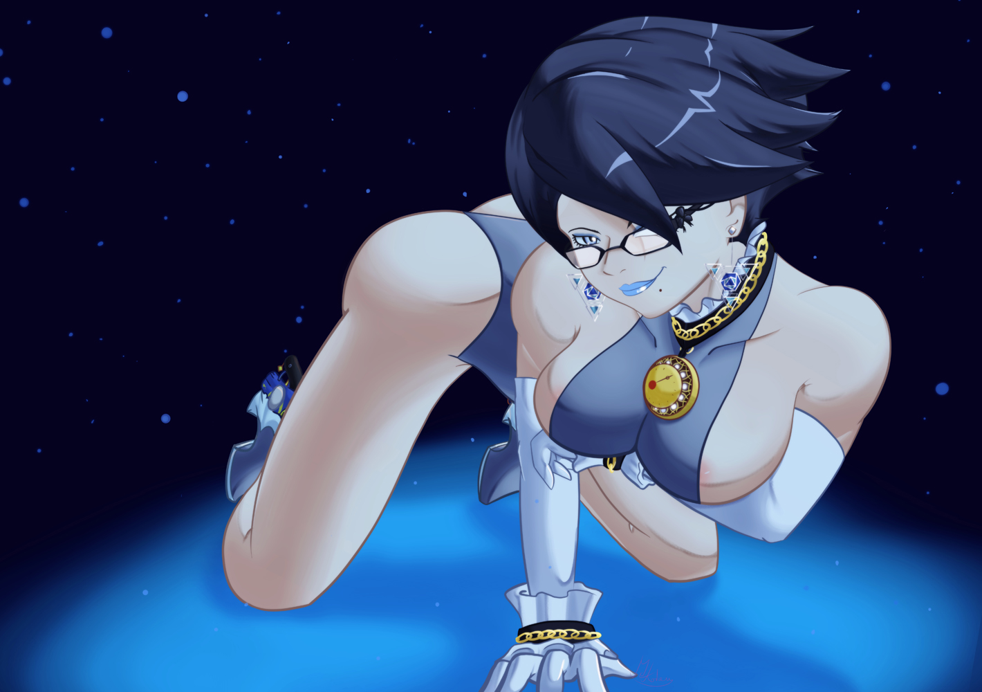 Bayonetta: One Piece