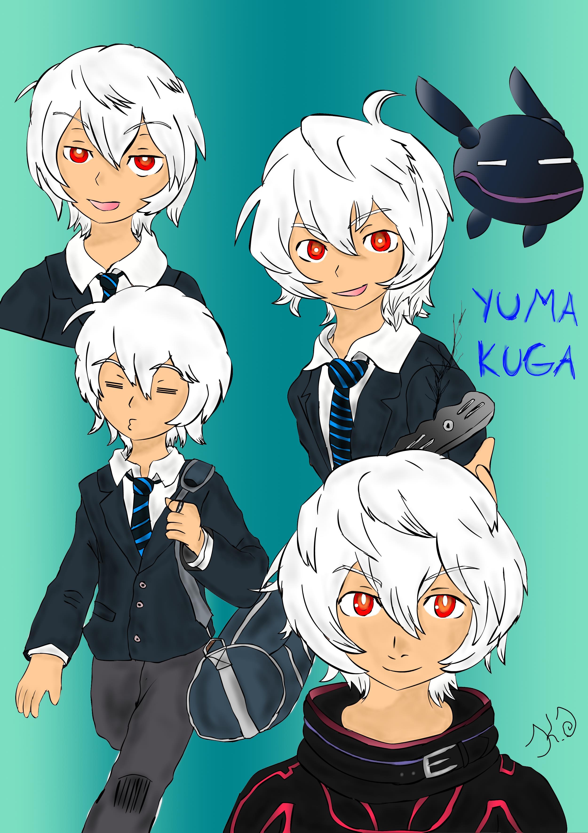 Yuma Kuga- World Trigger
