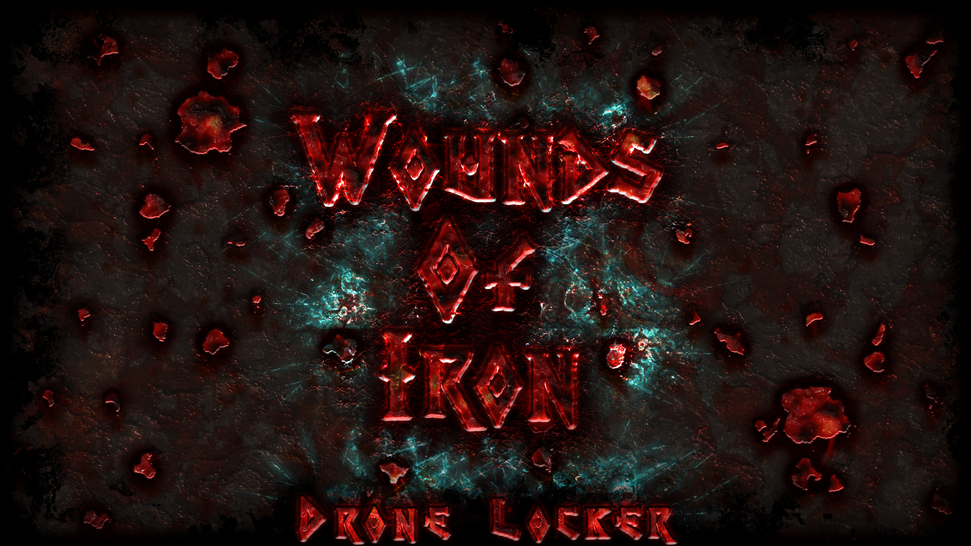 Wounds of Iron Album Cover