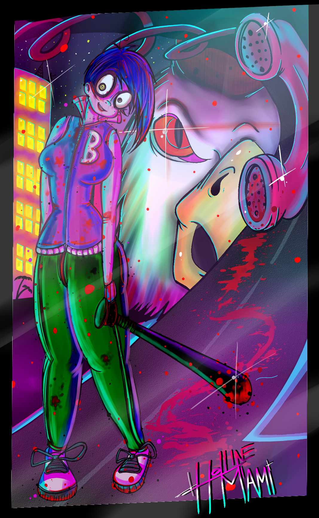 Hotline Miami: Wrong Number