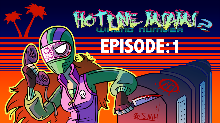 Let's Play Hotline Miami 2!