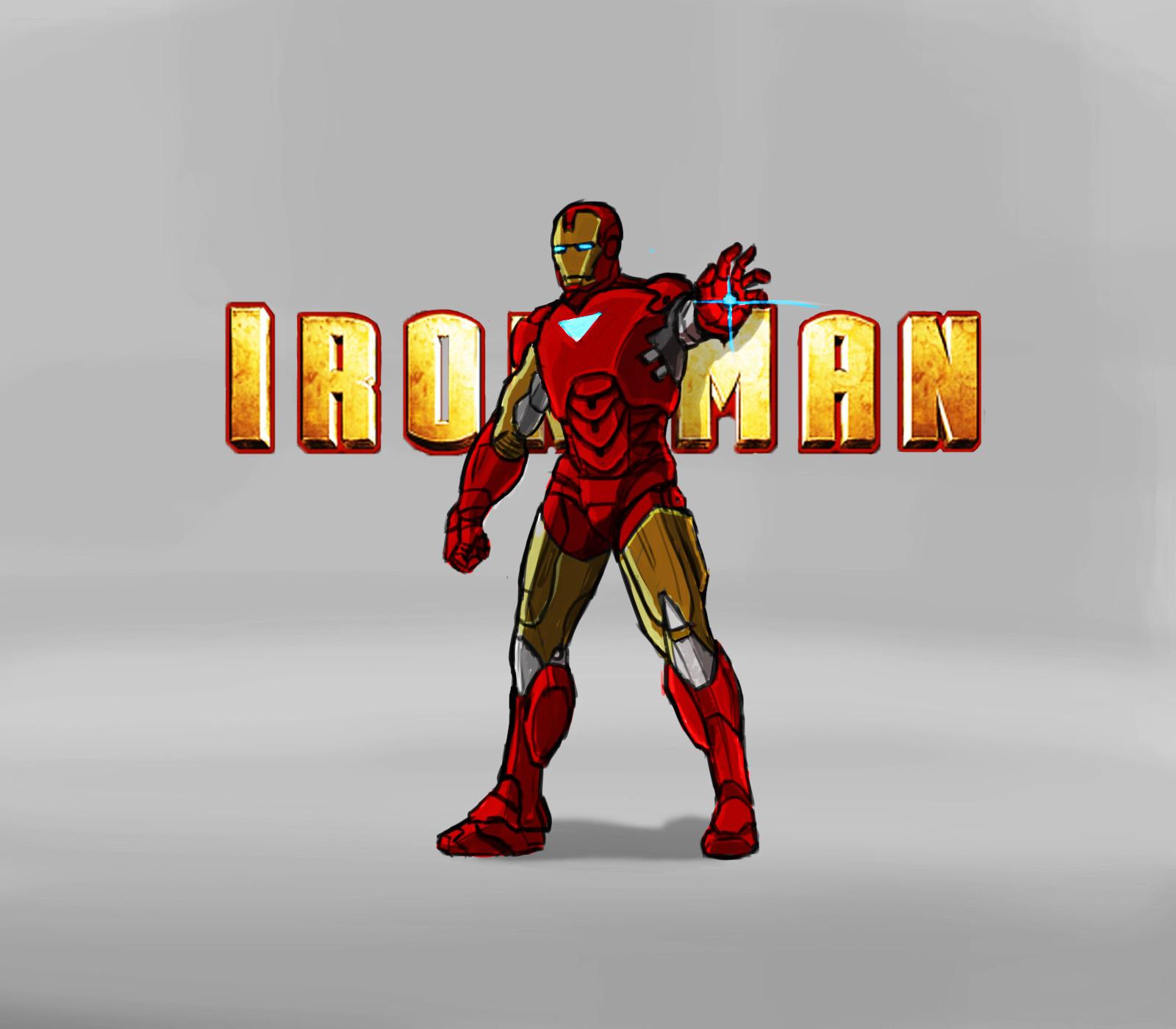 Iron Man- Fan Art