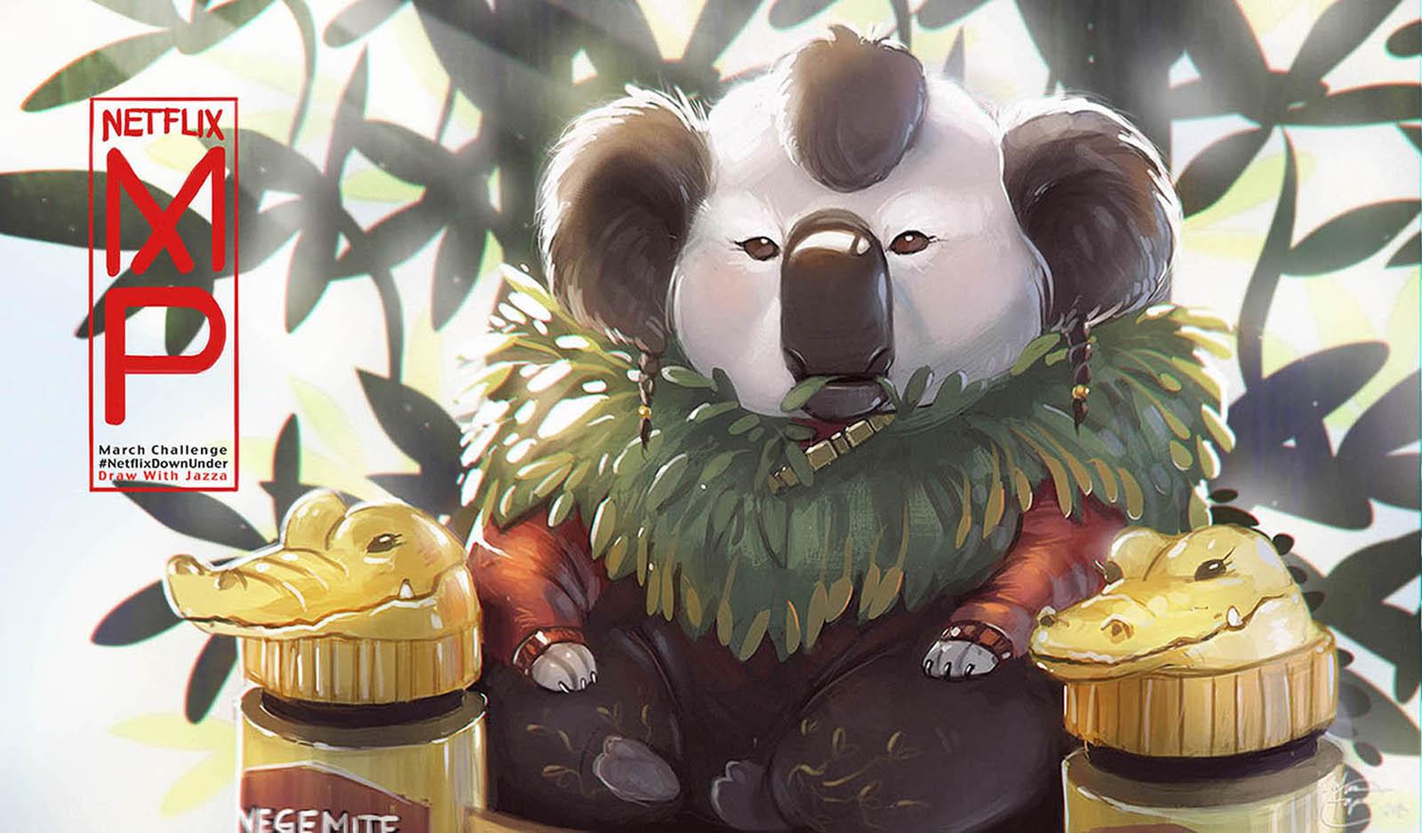 Koala Khan