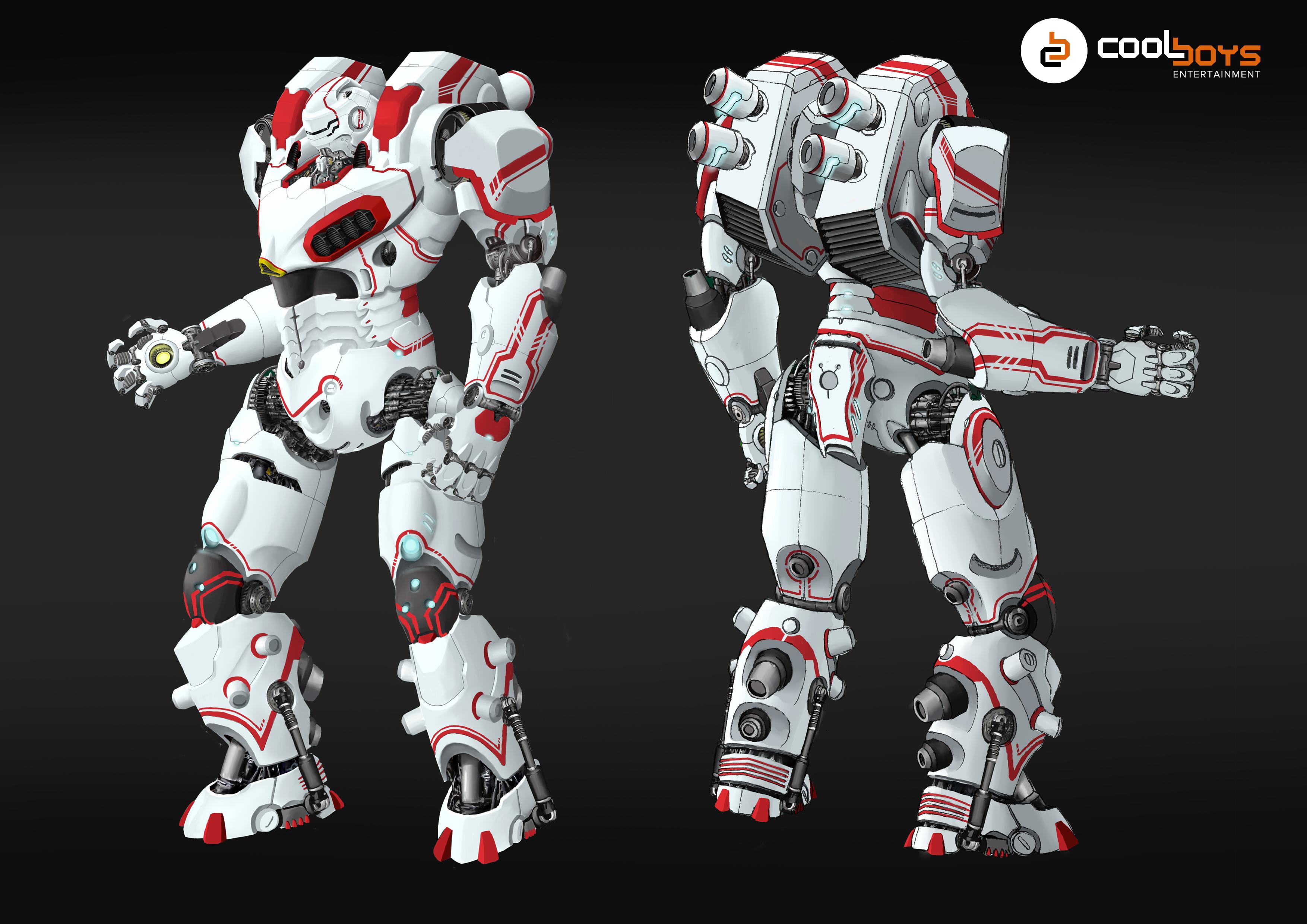 Robot Concept Commission