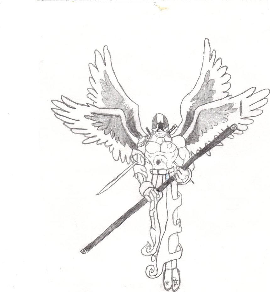 War angemon