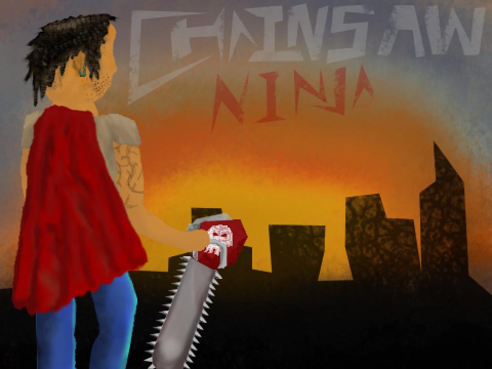 The Chainsaw Ninja