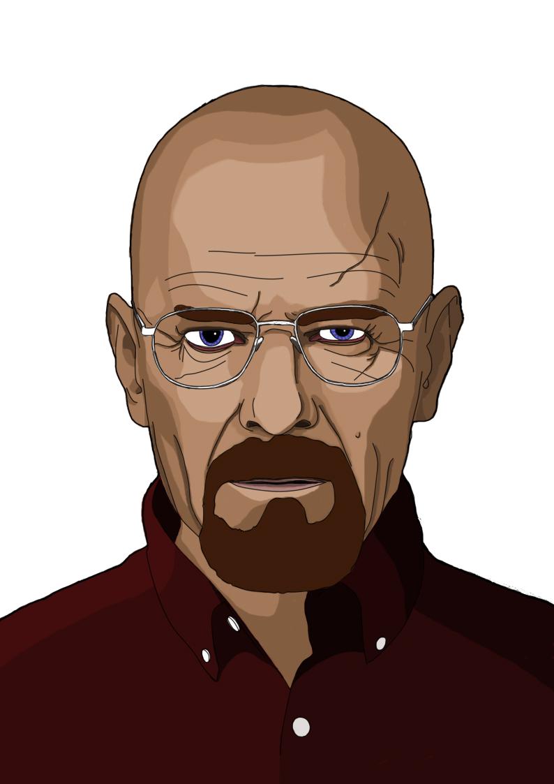 Walter White aka Heisenberg