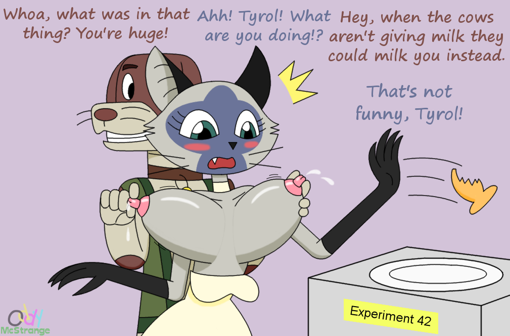 Experimental Fishcake