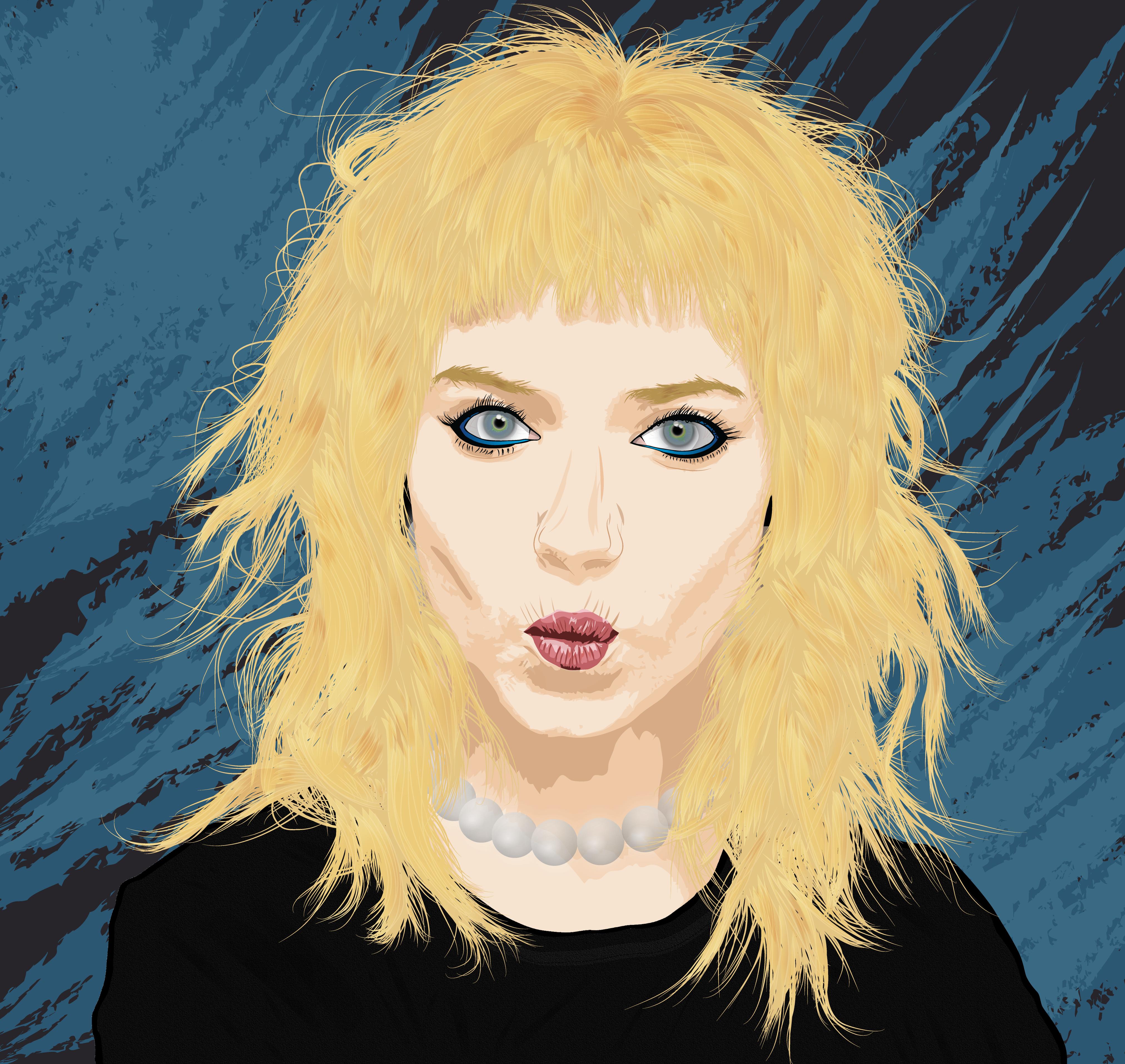 Imogen Poots Portrait