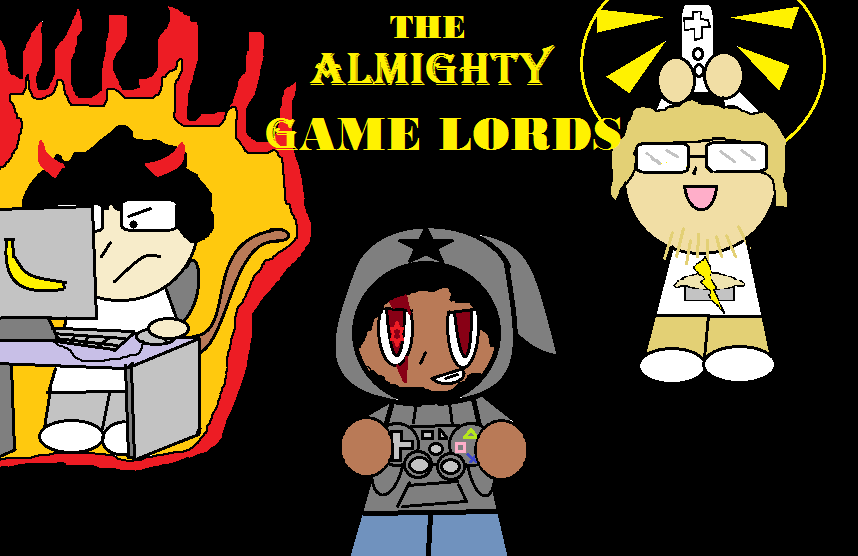 The Almighty Game Lords