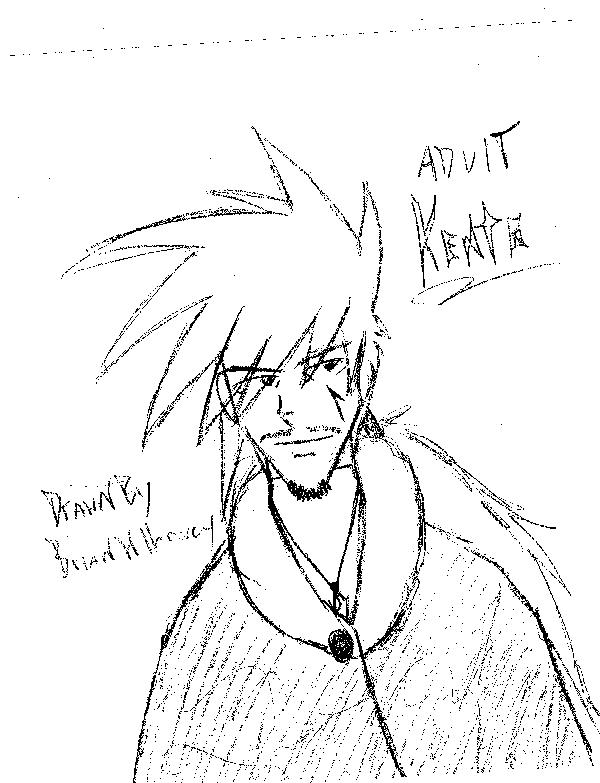 kento! my main character