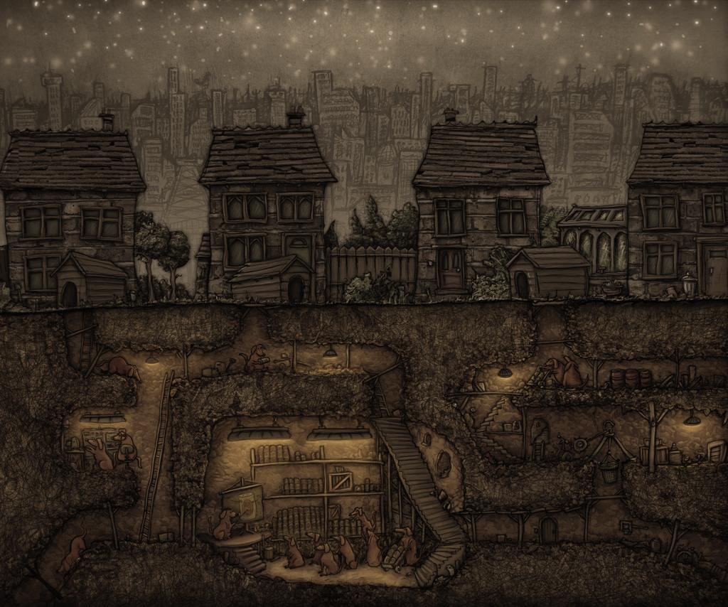 underground plans