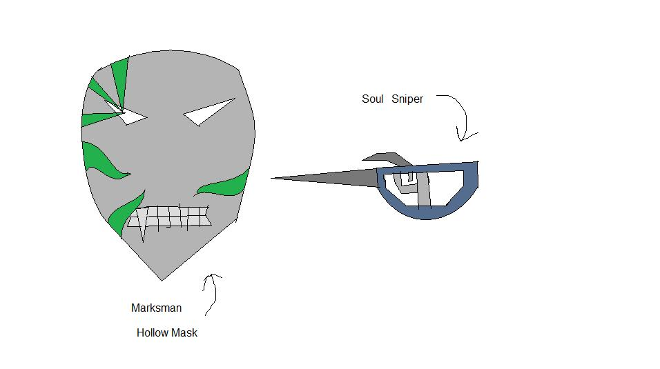 Hollow Mask 2