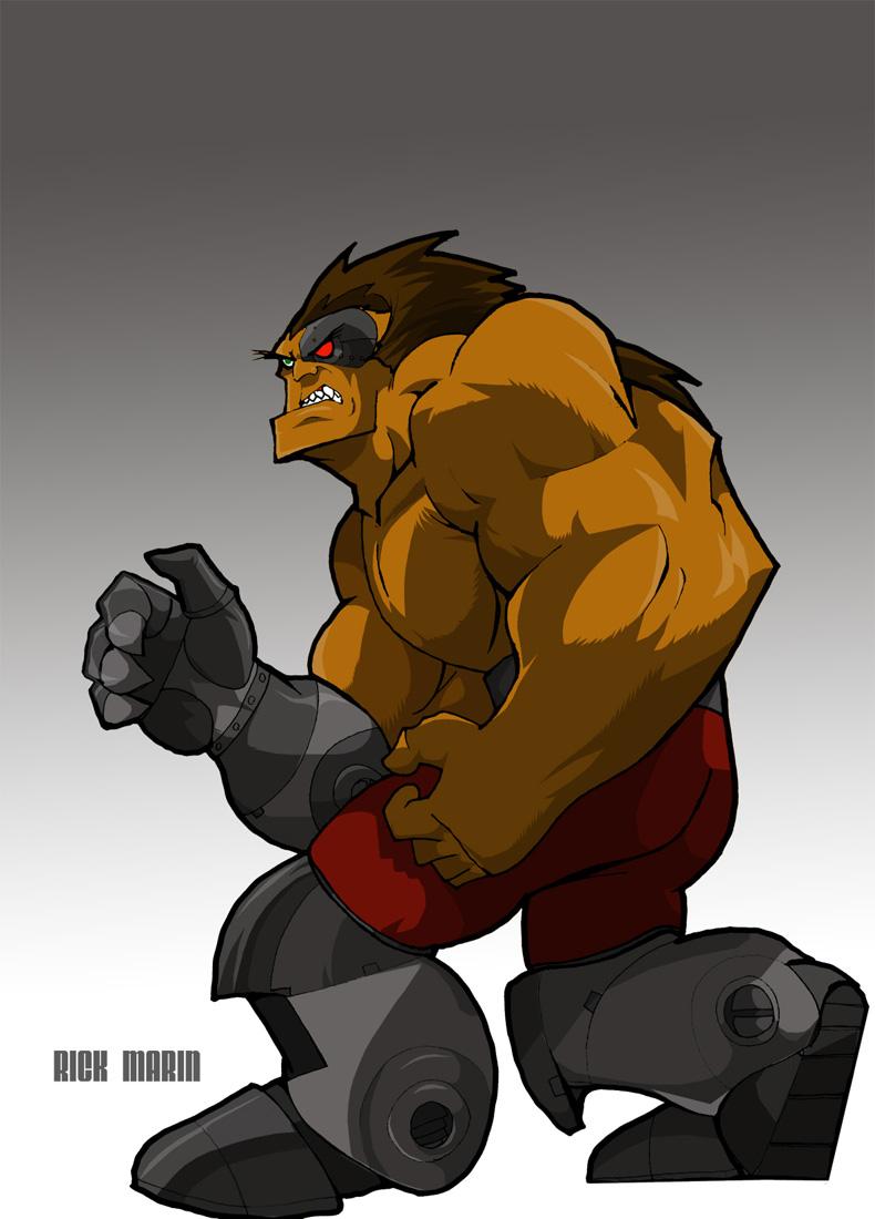 Mecha Beast
