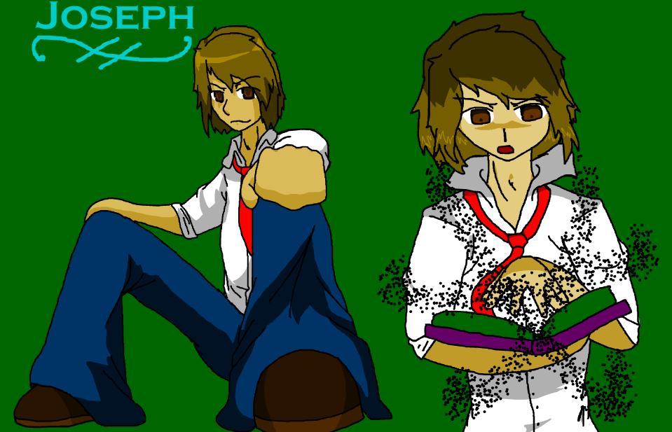 Joseph from Fantasy High