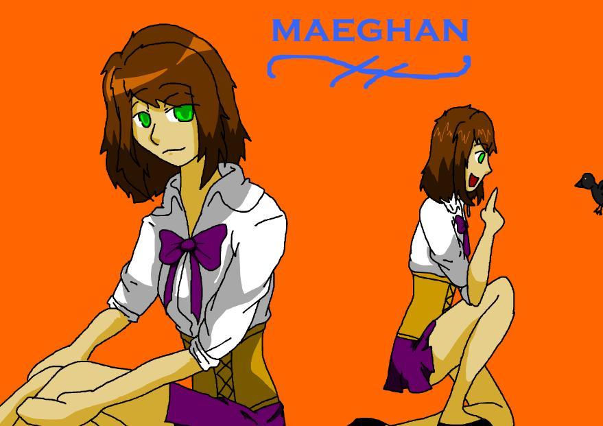 Maeghan from Fantasy High