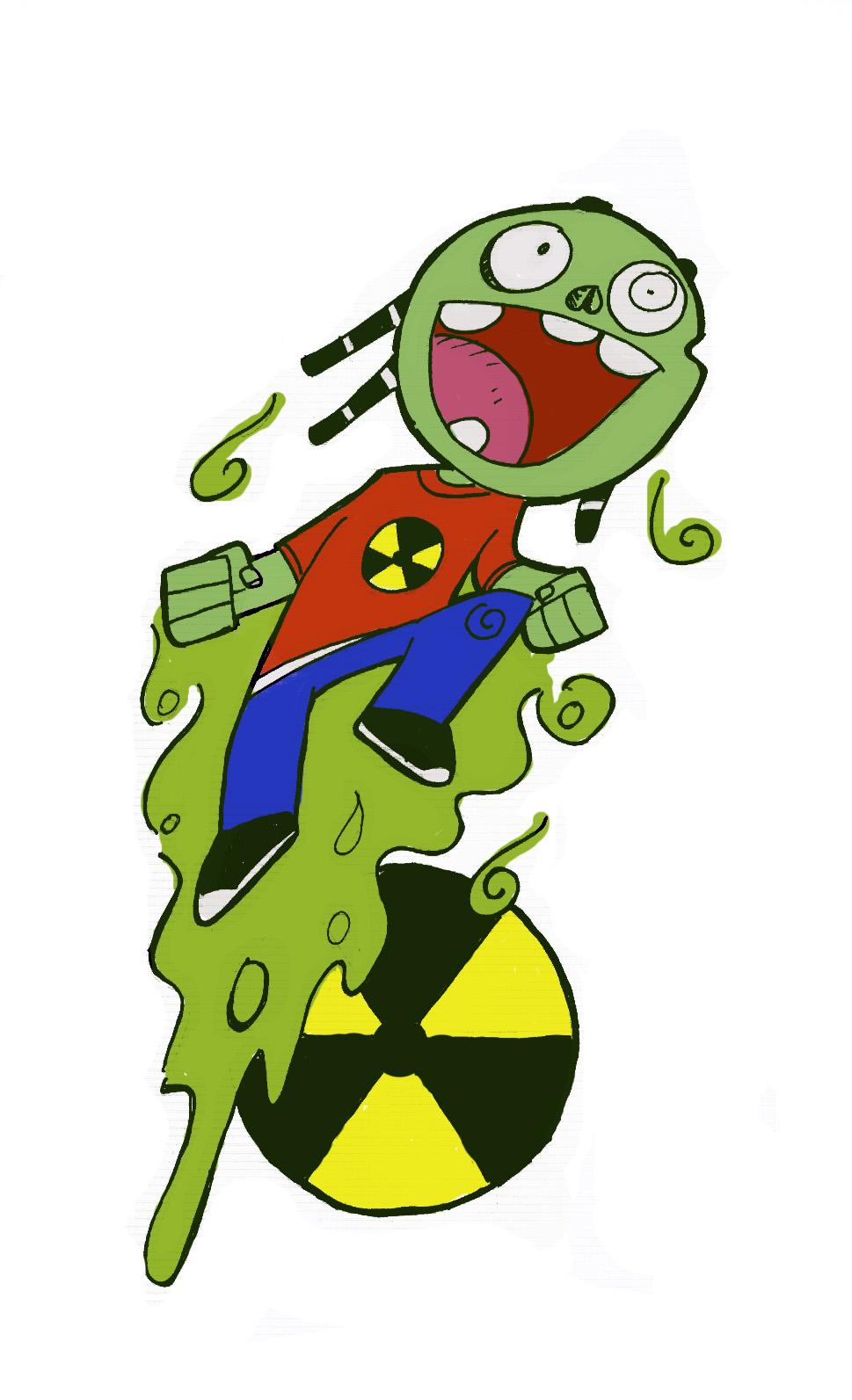 toxic zombie the return