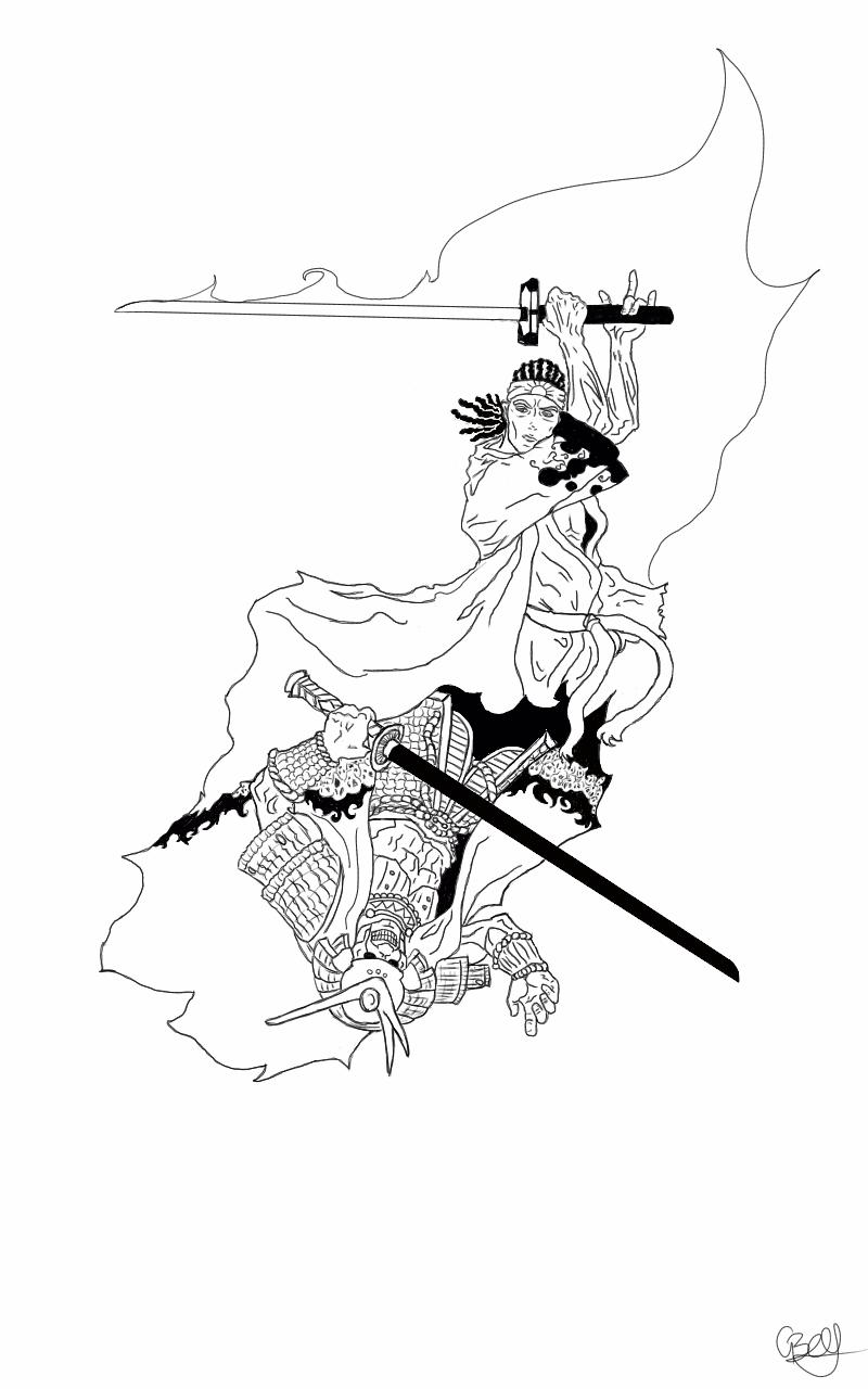 Yin/Yang - The Eternal Battle