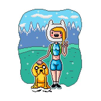 Female-Finn & Jake