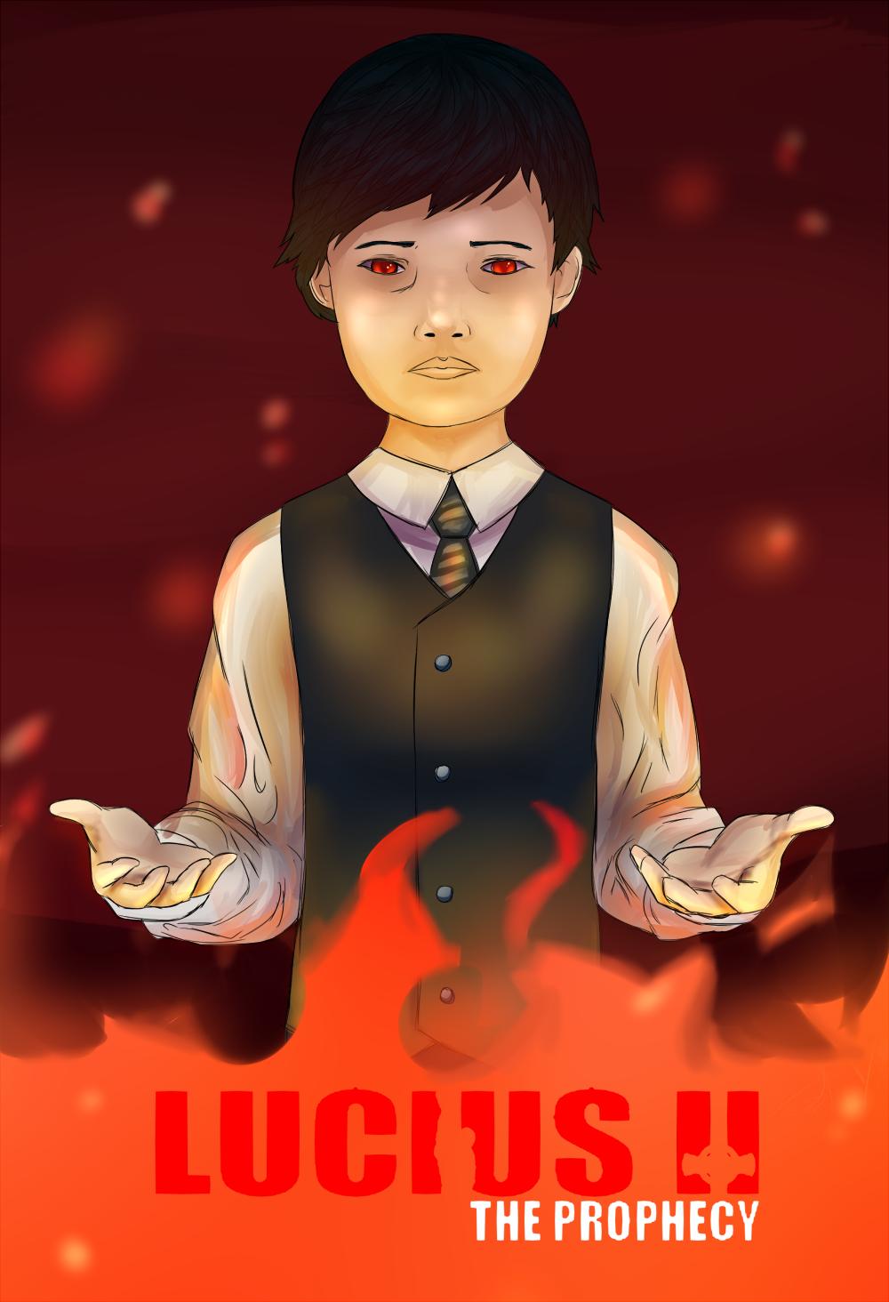 Lucius Fan Art