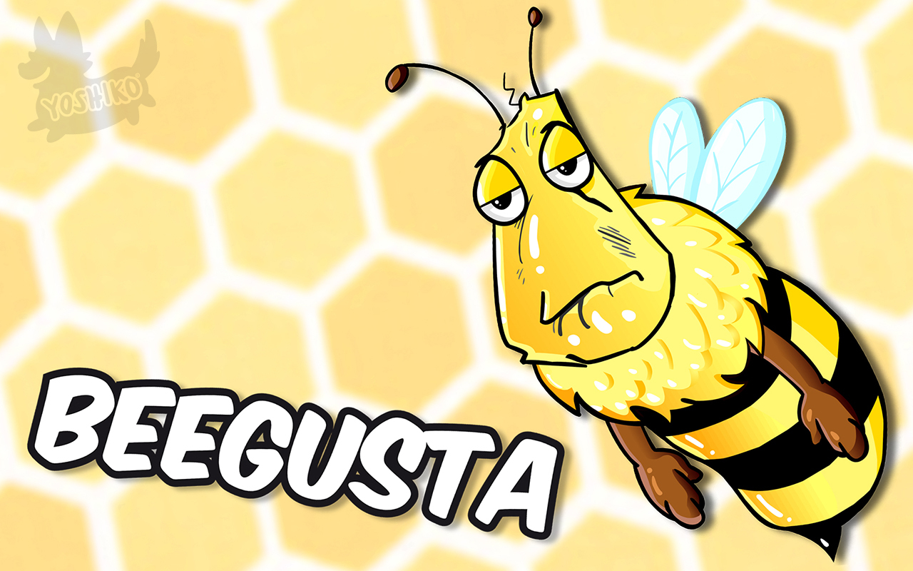 BEEGUSTA (Derp Bee)