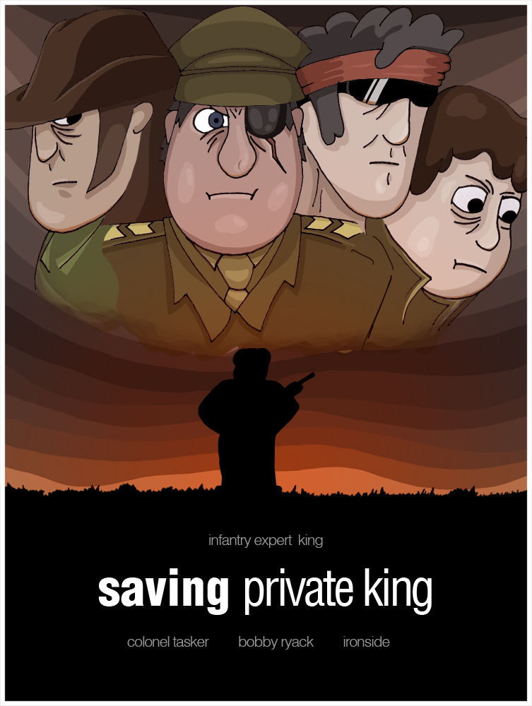 Saving Private King