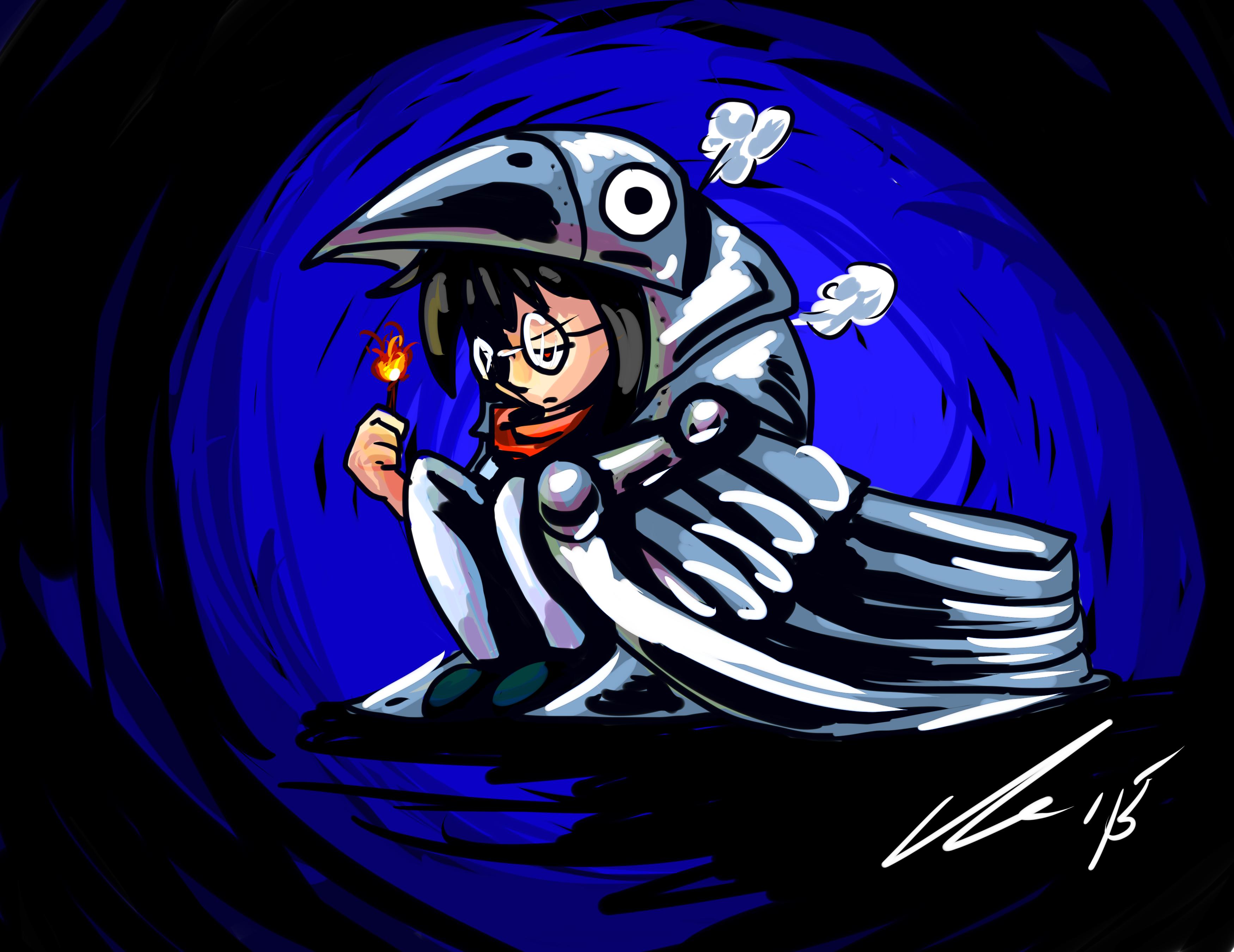 Bird of a Shell