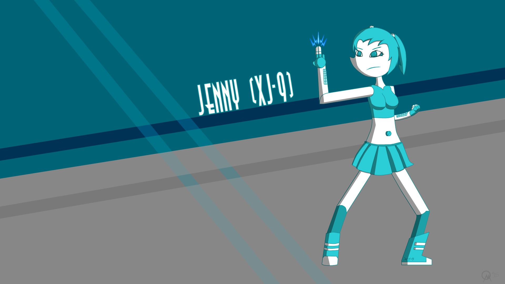 Jenny Xj 9 By Mace121 On Newgrounds