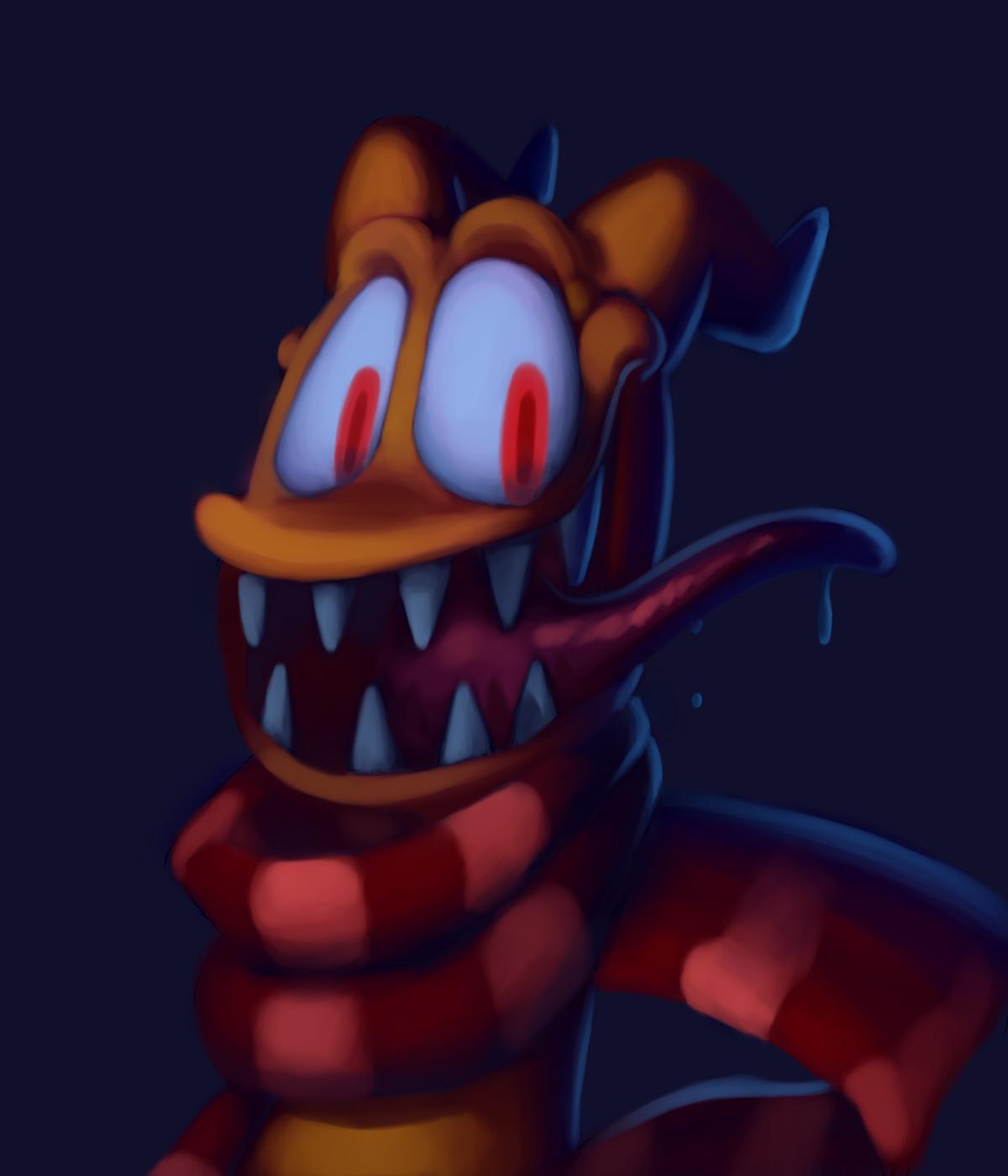 Smashega Portrait