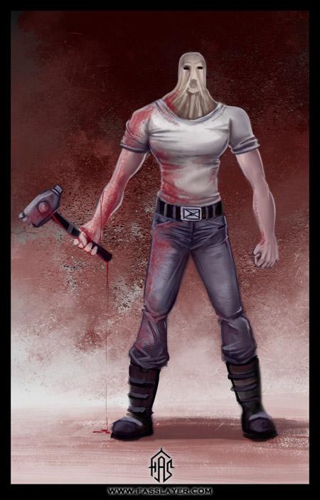 Hammer Slasher