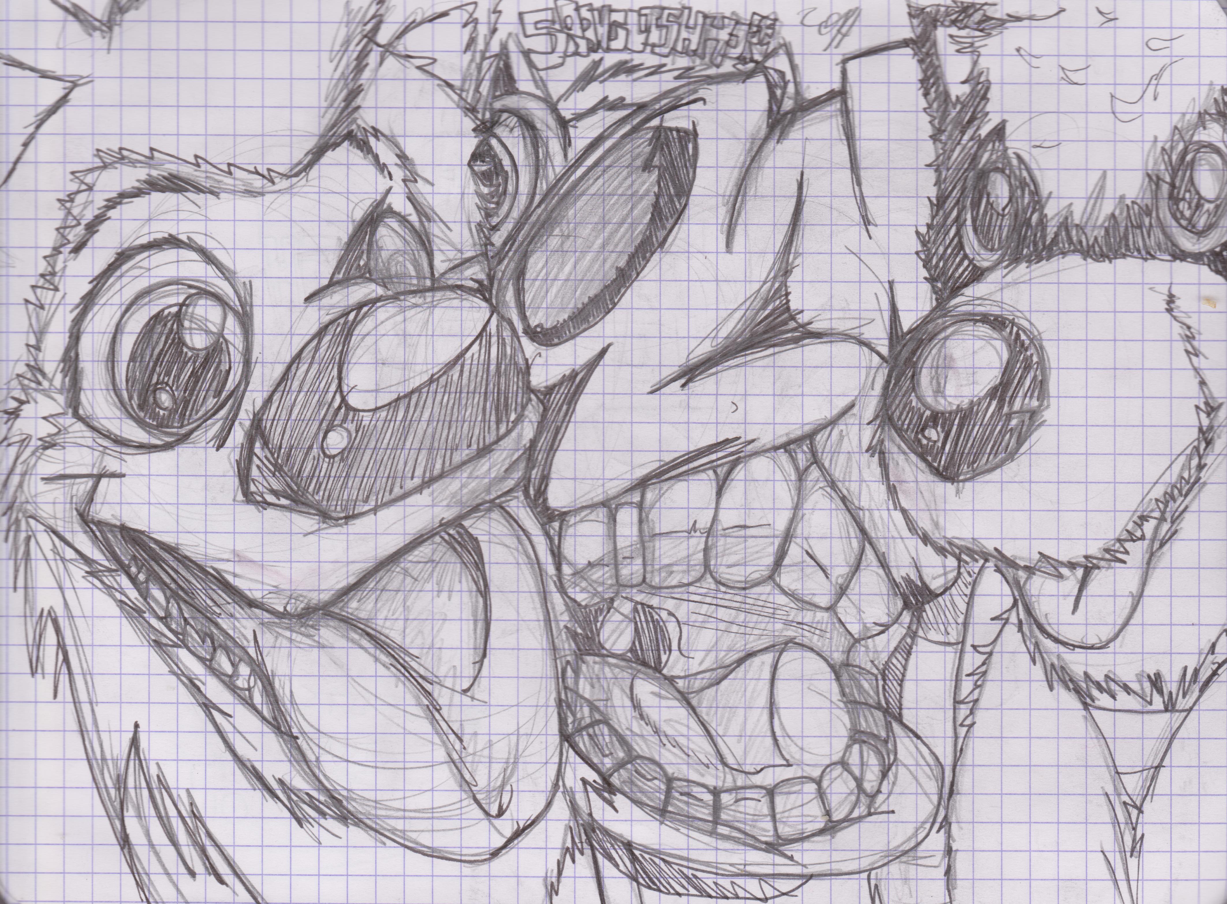 SH sketchbook page 13