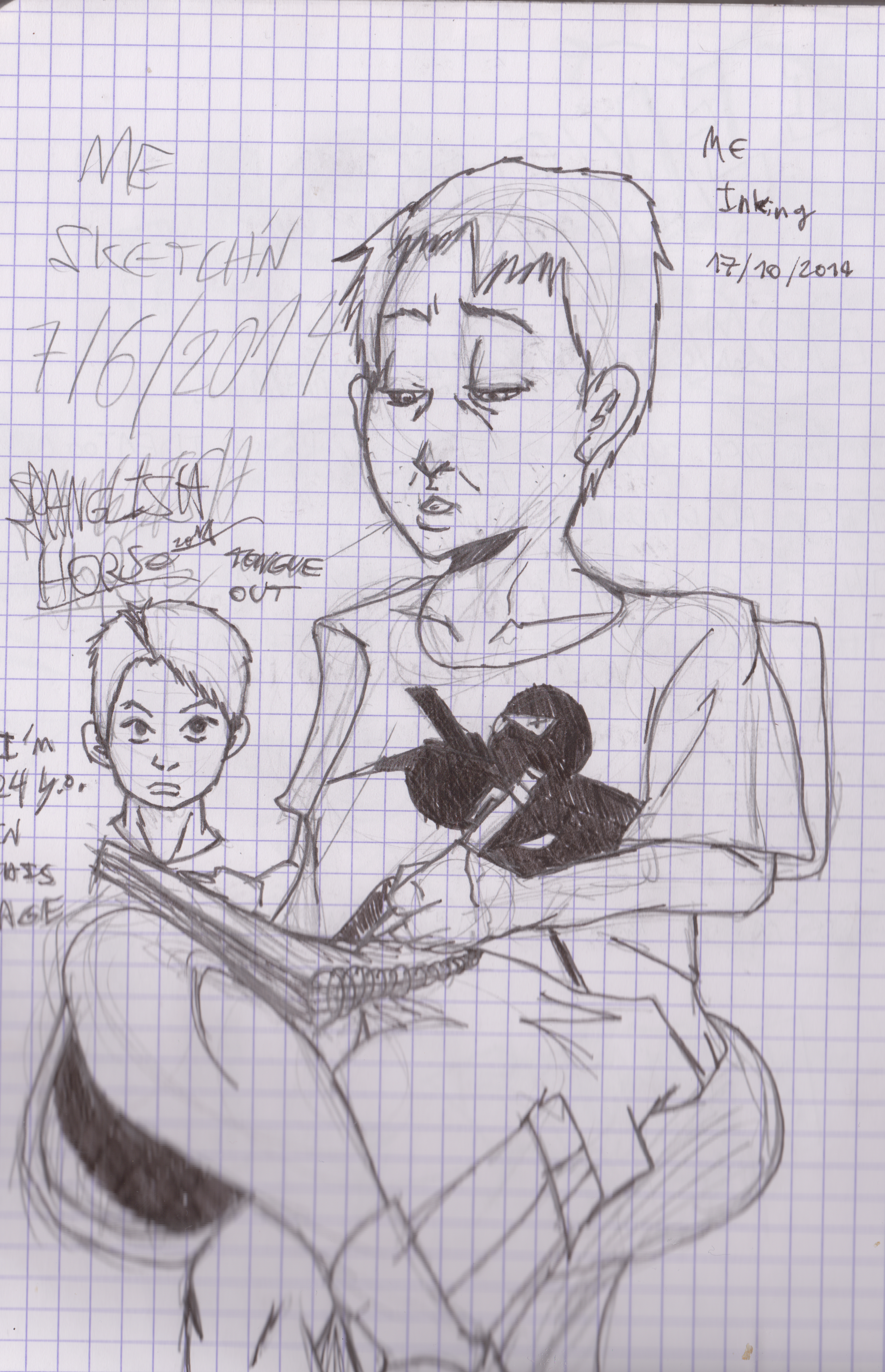 SH sketchbook page 15