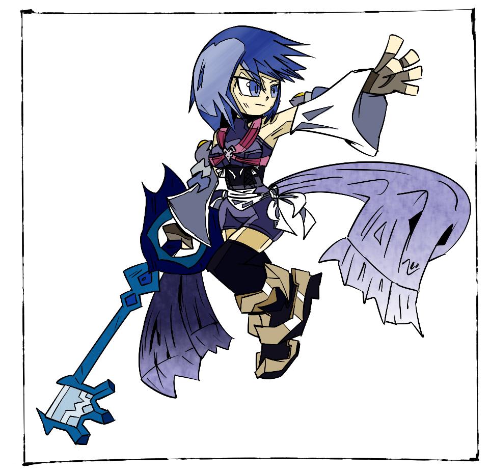 Aqua again