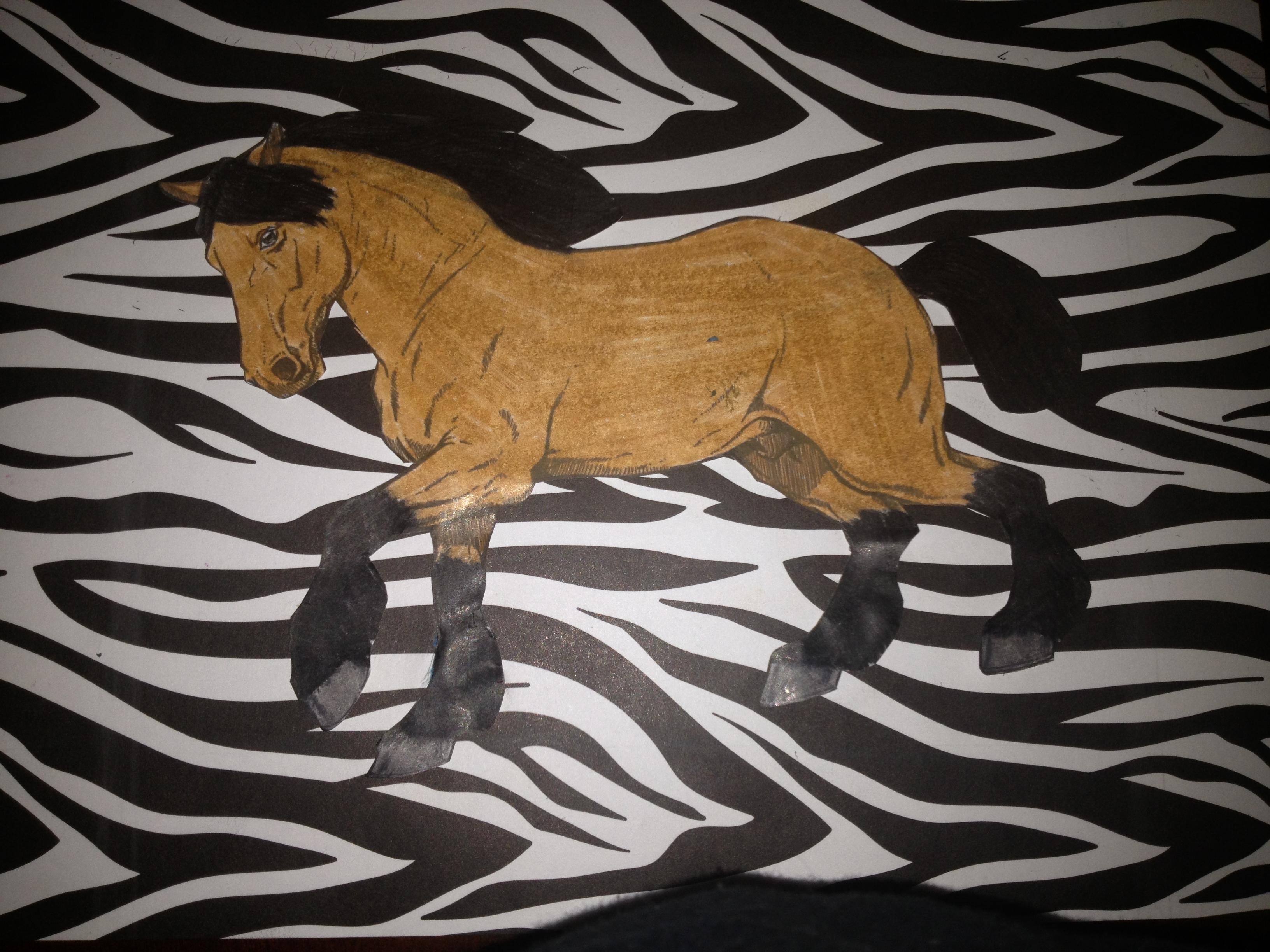 Horse Dreamer