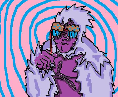 Gorilla Muffin (Paint)