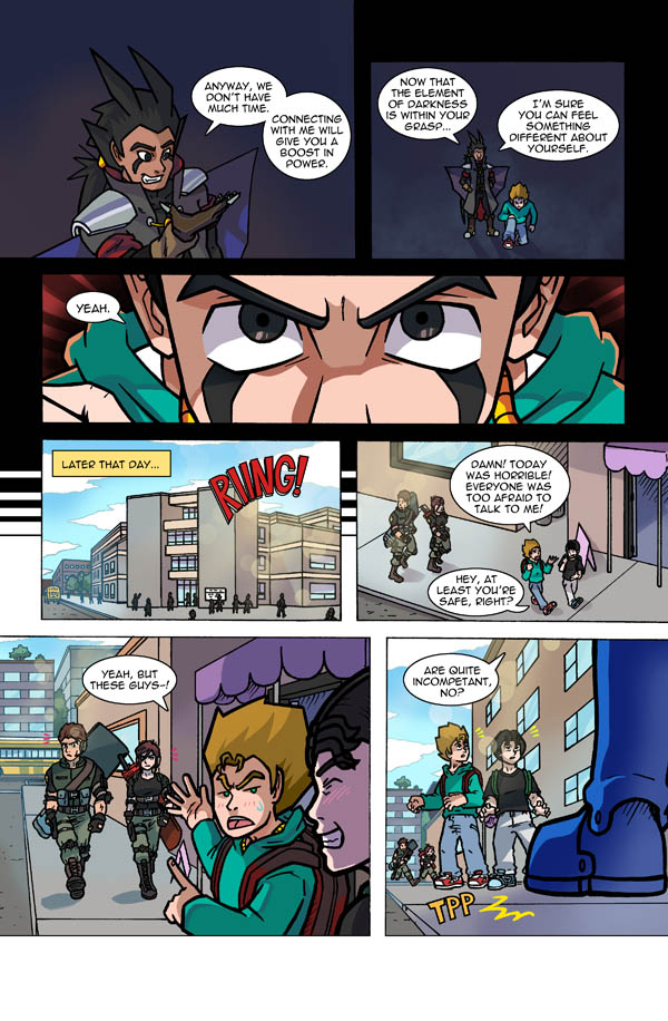 Spirit Legends - Ch 3 Pg 9