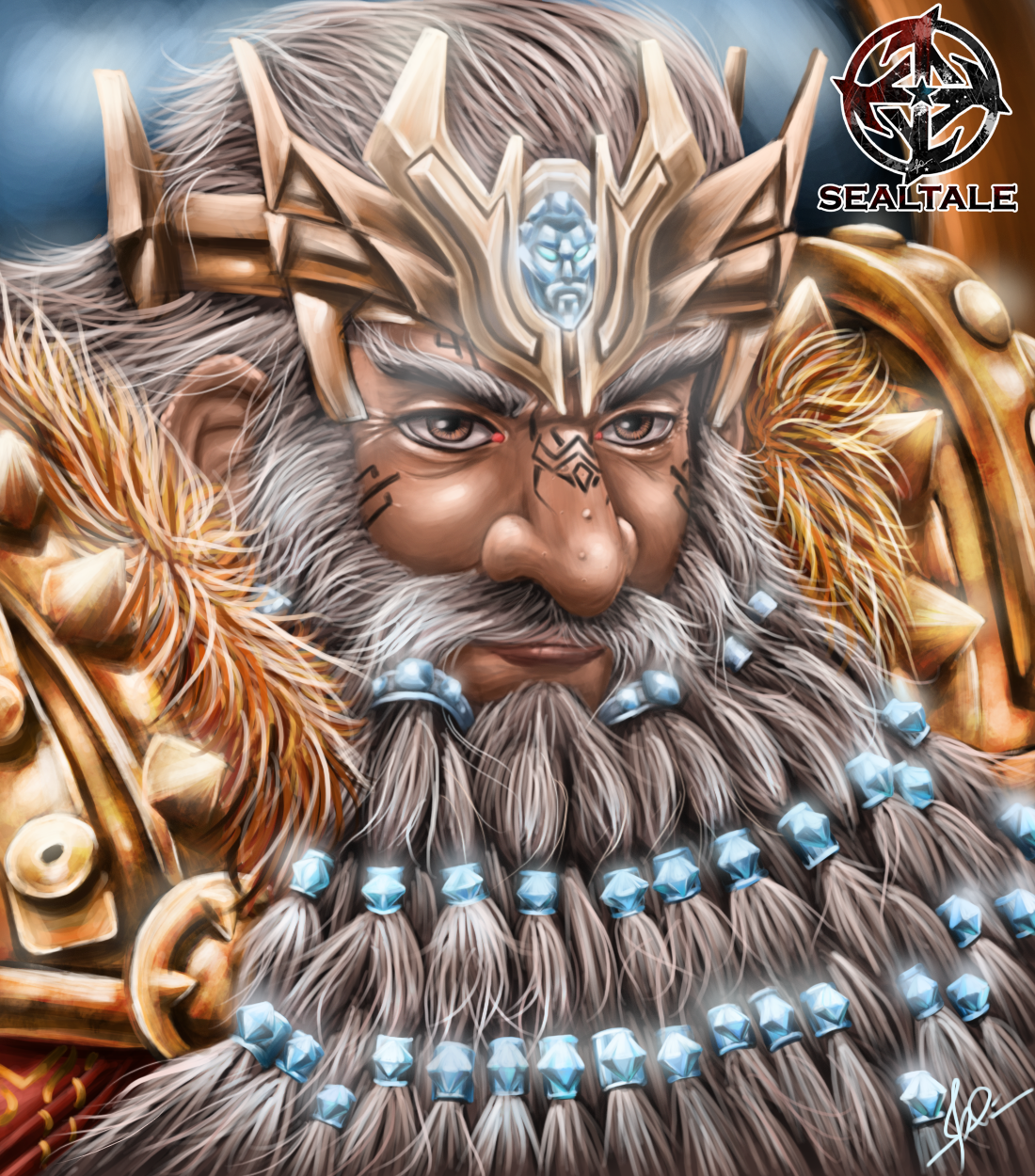 Dwarf Lord Durin