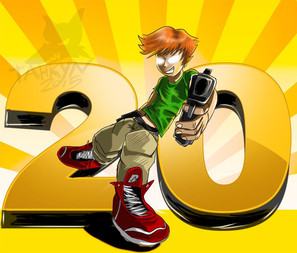 Pico's 20th!