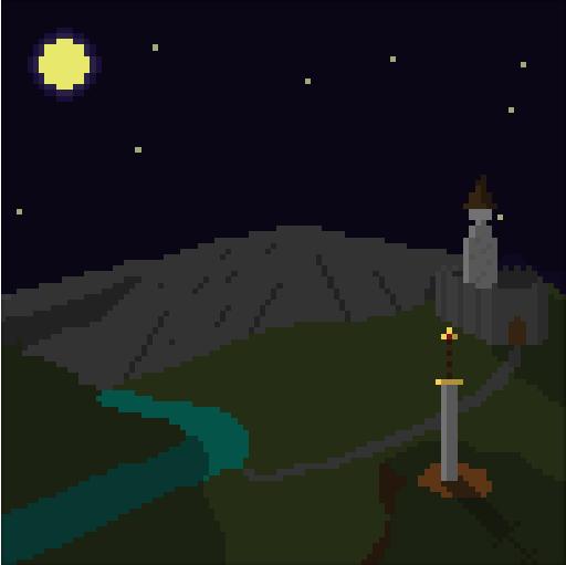 'lone sword'