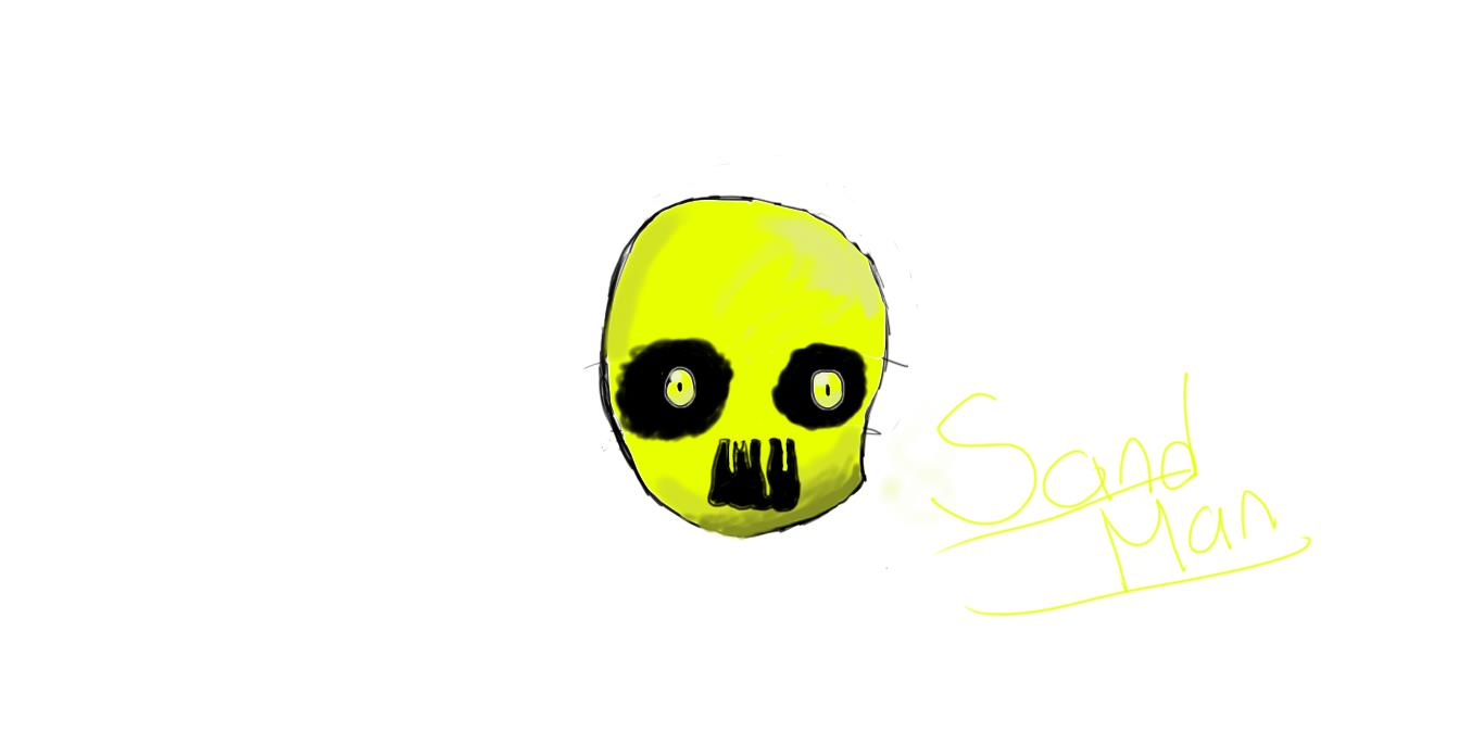 Sand Man creepypasta!!