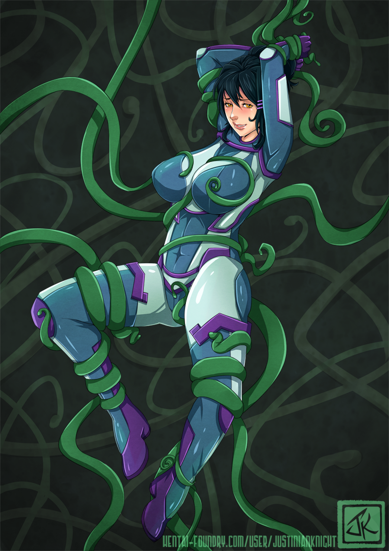 Space Suit Intrusion Yumi