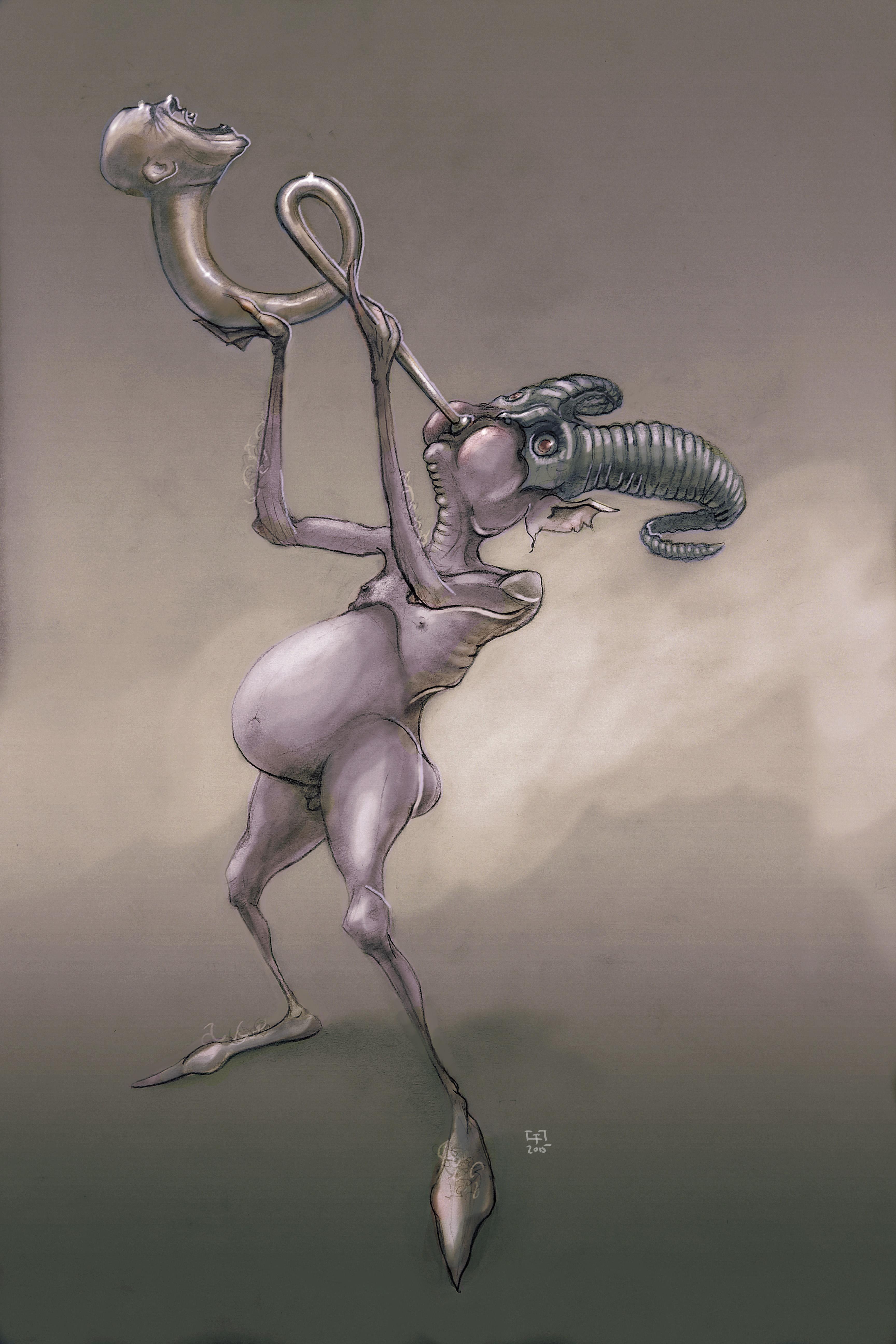 The Devil's Trumpeter