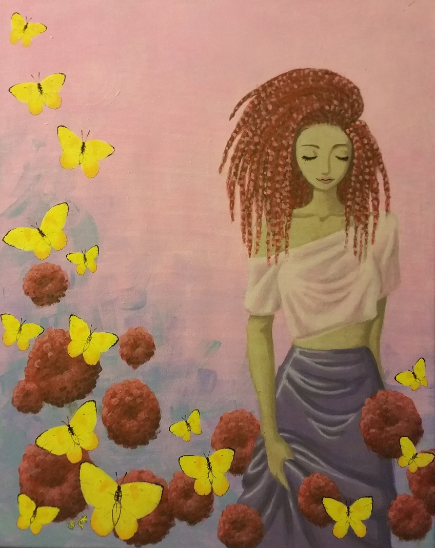 Dreamy Butterflies