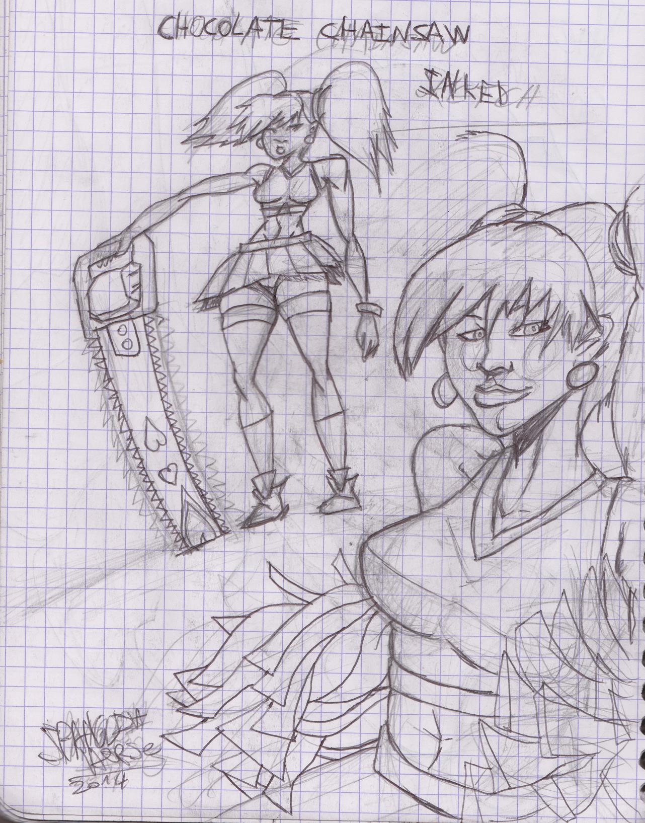 SH sketchbook page 28